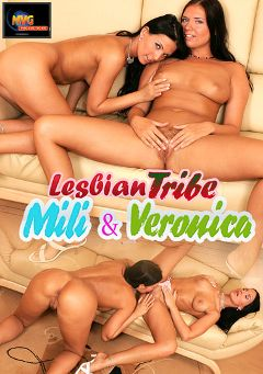 "Adult entertainment movie ""Lesbian Tribe: Mili And Veronica"" starring Mili Jay & Veronica Da Souza. Produced by MVG Productions."