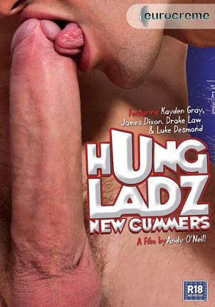 Gay Adult Movie Hung Ladz: New Cummers