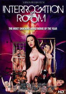 Interrogation Room, starring Jamey Janes, Cherry Torn, Jaded Dawn, Soma Snakeoil, Jennifer White, Shay Lynn, Ogre Kabneched, Jordan Lane, Annie Cruz, Otto Bauer, Dick Delaware and Lee Stone, produced by Powersville Inc.