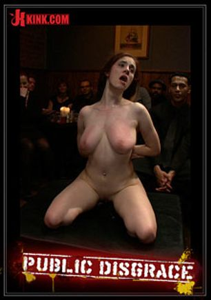 Public Disgrace: Hot 19 Year Old Slut Does Her First Boy-Girl Shoot Ever, starring Iona Grace, Princess Donna and Mr. Pete, produced by Kink.