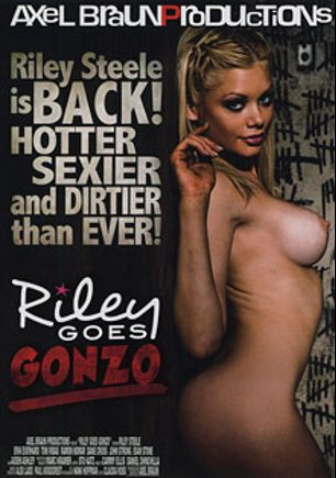 Riley Goes Gonzo, starring Riley Steele, Aiden Ashley, Dane Cross, Ramon Nomar, Toni Ribas, Erik Everhard, John Strong and Evan Stone, produced by Axel Braun Productions.