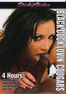 Black Cock Lovin' Cougars, produced by Sticky Video.