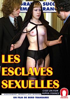 "Adult entertainment movie ""The Sex Slaves"" starring Amanda, Myriam Benzerti & Julie lambert. Produced by ALPHA-FRANCE."