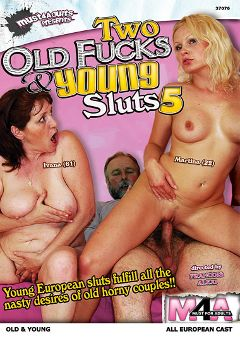 "Adult entertainment movie ""Two Old Fucks And Young Sluts 5"" starring Ivana, Kate Sweet & Zuzana. Produced by Must For Adults."