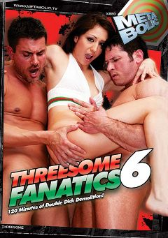 "Adult entertainment movie ""Threesome Fanatics 6"" starring Samantha South, Nollie & Makayla Cox. Produced by Sunset Media."