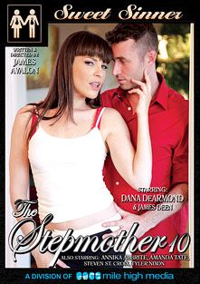 The Stepmother 10, starring Dana DeArmond, Amanda Tate, Tyler Nixon, Anikka Albrite, James Deen and Steven St. Croix, produced by Mile High Media and Sweet Sinner.