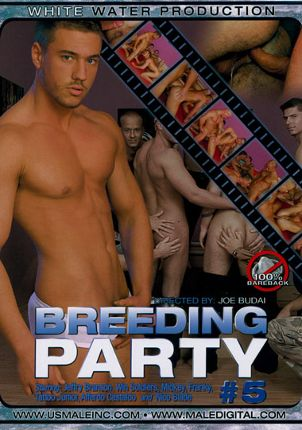 Gay Adult Movie Breeding Party 5
