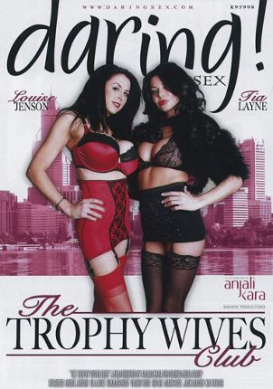 Straight Adult Movie The Trophy Wives Club