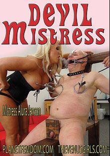 Devil Mistress, starring Alura Jenson and Slave James, produced by Venus Girls Production.