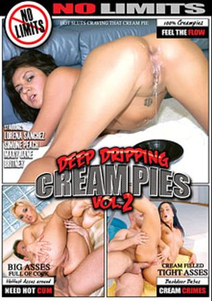 Deep Dripping Cream Pies 2, starring Janka Kiss, Lorena Sanchez, Simone Style, Neeo, Talon, George Uhl, John Strong and Ms. Mary Jane, produced by Mile High Media and No Limits Productions.
