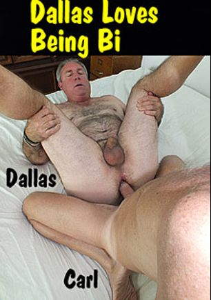 Dallas Loves Being Bi, starring Dallas (Hot Dicks Video) and Carl Hubay, produced by Hot Dicks Video.