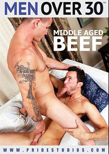 Middle Aged Beef, starring David Chase, Brenn Wyson, Jason Talon, Alex Slater, Eddie Cordova, Chad Brock, Tucker Forrest, David Scott, Matthew Rush and Billy, produced by Men Over 30 and Pride Studios.