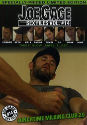 Gay Adult Movie Joe Gage Sex Files 14: Lunchtime Milking Club 2.0