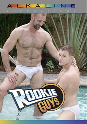 Rookie Guys, starring Luke Riley, Parker Williams, Frenkee, Adam Black, Marty, Lucky Taylor, Luke Taylor and Sam Carson, produced by Alkaline Productions.
