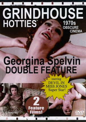 Straight Adult Movie Grindhouse Hotties: Georgina Spelvin Double Feature: Guess Who's Coming