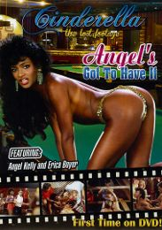 """Just Added presents the adult entertainment movie """"Angel's Got To Have It""""."""