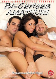 Bi-Curious Amateurs, starring Esmi Lee, Tiffani Layne, Ariana Marie, Sky Light, Isaac Hardy, Kip Johnson, Van Wilder, Alex Adams, Cameron Kincade, Alexander Greene, Buddy Davis, J.C. Simpson, Amber Sky, Amber Skye and Wolf Hudson, produced by Adam & Eve.