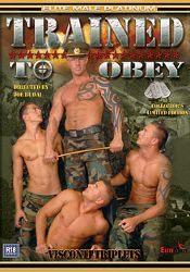 Gay Adult Movie Trained To Obey