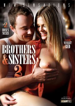 "Adult entertainment movie ""Brothers And Sisters 2"" starring Scarlet Red, Ava Taylor & Keisha Grey. Produced by New Sensations."