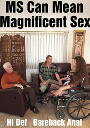 MS Can Mean Magnificent Sex, starring Marie, Rob Thomas (Hot Dicks Video) and Carl Hubay, produced by Hot Dicks Video.