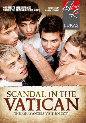 Gay Adult Movie Scandal In The Vatican