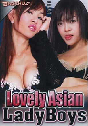 Lovely Asian Lady Boys, starring Maxy, Lita (o), Vicky (o), Tania and Stacey (o), produced by Bacchus.