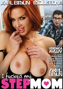 I Fucked My Stepmom, starring Veronica Avluv, Romi Rain, Allison Moore, Tara Holiday and Jennifer Dark, produced by Axel Braun Productions.