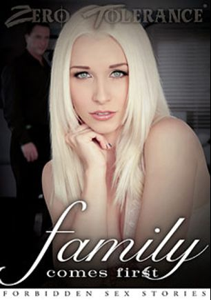 Family Comes First, starring Stevie Shae, Cody Sky, Jessa Rhodes, Tyler Nixon, Veronica Avluv, India Summer, Derrick Pierce and John Strong, produced by Zero Tolerance.