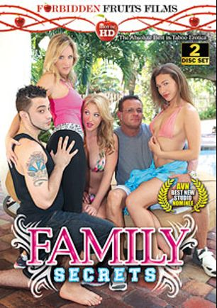 Family Secrets, starring Payton Simmons, Callie Calypso, Jodi West, Tony D. and Justin Tyme, produced by Forbidden Fruits Films.