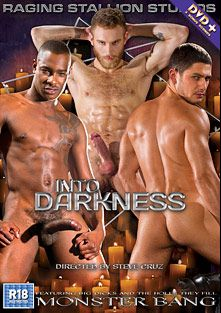 Into Darkness, starring Dato Foland, Tyson Tyler, Shawn Wolfe, Seven Dixon, Trelino, Boomer Banks and Race Cooper, produced by Raging Stallion Studios, Monster Bang and Falcon Studios Group.