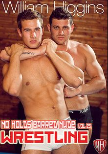 No Holds Barred Nude Wrestling 25, produced by William Higgins.