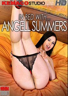 In Bed With Angell Summers, starring Angell Summers, produced by Kemaco.
