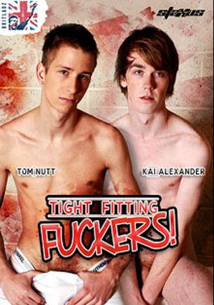 Brit Ladz: Tight Fitting Fuckers, starring Kai Alexander, Skylar Blu, Brandon Boss, James Radford, Thomas Fiaty, Noah James, Seth Roberts and Luke Desmond, produced by Staxus.
