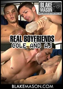 Real Boyfriends Cole And AJ, starring Cole and A.J., produced by PornPlays and Blake Mason.