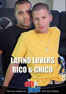Latino Lovers Rico And Chico, starring Chico and Rico, produced by CitiBoyz.
