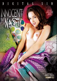 Innocent But Nasty, starring Natalie Heart, Remy LaCroix, Richie's Brain, Jenna J. Ross, Rosemary Radeva, Anthony Rosano, Mark Ashley and Danny Mountain, produced by Digital Sin.