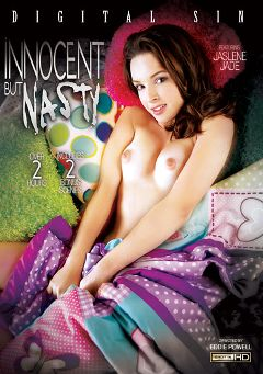 "Adult entertainment movie ""Innocent But Nasty"" starring Natalie Heart, Remy LaCroix & Richie's Brain. Produced by Digital Sin."