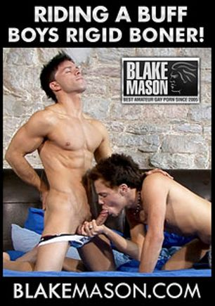Riding A Buff Boys Rigid Boner, starring Bradley Bishop and Dave Stevens, produced by PornPlays and Blake Mason.