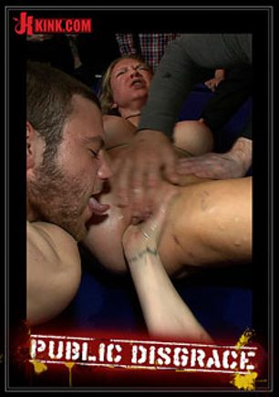Public Disgrace: Rain Degrey Cums Like A Demon In A Crowded Bar, starring Princess Donna, Rain DeGrey and Mr. Pete, produced by Kink.