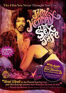 Jimi Hendrix The Sex Tape, starring Jimi Hendrix, produced by Vivid Celeb and Vivid Entertainment.