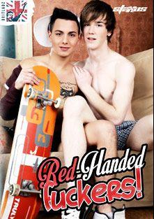 Brit Ladz: Red Handed Fuckers, starring Xander Hollis, Kai Alexander, McKenzie Cross, McKensie Cross, James Radford, Jay L'Amour, Jesse Magowan, Alan Craft and Stephen Blake, produced by Staxus.