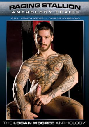 The Logan McCree Anthology, starring Logan McCree, D.O., Aybars, Scott Campbell, Damian Rios, Roman Ragazzi, Adam Champ and Wilfried Knight, produced by Falcon Studios Group and Raging Stallion Studios.