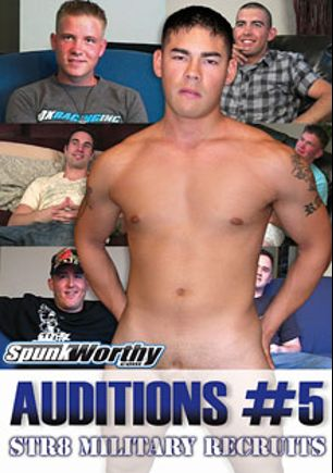 Auditions 5, starring Myles (Spunk Worthy), Buddy, Ram, Michael (m), Patrick, Nick, Brian and Jesse (m), produced by Spunk Worthy.