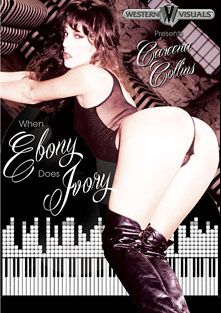 When Ebony Does Ivory, starring Careena Collins, produced by Western Visuals.