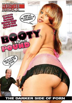 "Adult entertainment movie ""Booty By The Pound"" starring Devious, Malon Coxx & Monica Keyys. Produced by Robert Hill Releasing Co.."