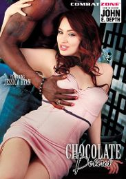 "Featured Category - Black Dicks/White Chicks presents the adult entertainment movie ""Chocolate Desires""."