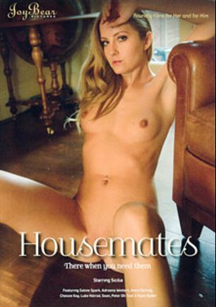 Housemates, starring Sicilla Ricci, Anna Darling, Luke Hot Rod, Chessie Kay, Adreena Winters, Satine Spark, Peter O Tool and Ryan Ryder, produced by JoyBear Pictures.