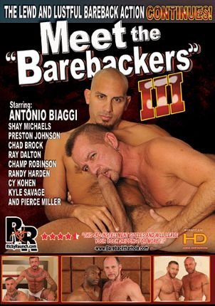 Gay Adult Movie Meet The Barebackers 3