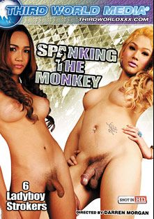Spanking The Monkey, starring Arty (o), Pinky (o), Lidia (o), Cat (o), Lisa (o) and Amy (o), produced by Third World Media.