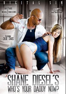 Shane Diesel's Who's Your Daddy Now, starring Chloe Chaos, Mia Austin, Jenna Ivory, Savannah Fox, Sophia Fiore, Shane Diesel and Natasha Starr, produced by Digital Sin.